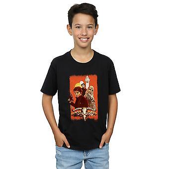Star Wars gutter Solo Trio maling t-skjorte