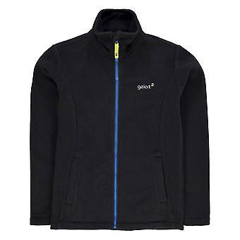 Gelert Kids Boys Junior Ottawa Fleece Jacket Long Sleeve Soft Fleece Zip Neck