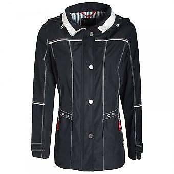 Junge manga larga funcional chaqueta mujer