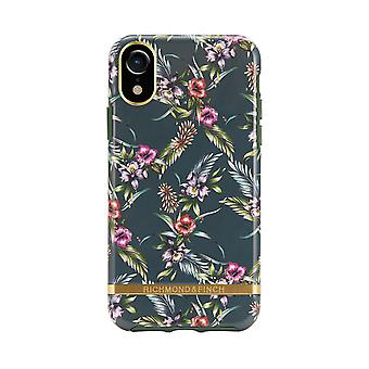 Richmond & Finch covers for IPhone X/XS-Emerald Blossom