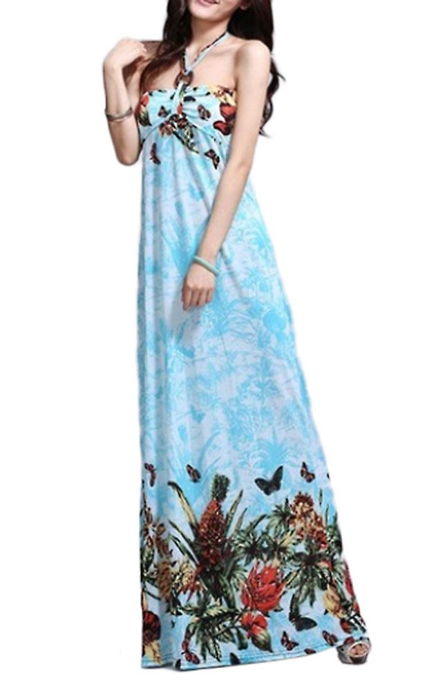Waooh - Fashion - Dress long floral motif
