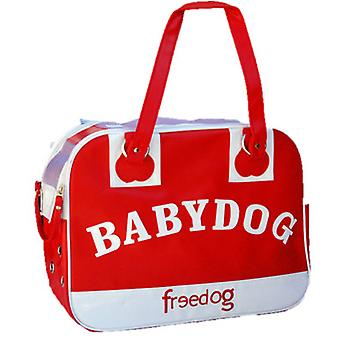 Freedog Red Babydog 40x19x30 cm (Dogs , Transport & Travel , Bags)