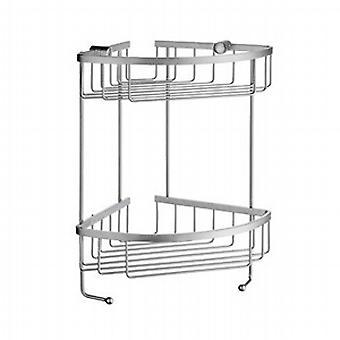 Sideline Soap Basket Corner 2 Level DS2031