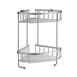 Sideline Soap Basket Corner 2 Level DS2031