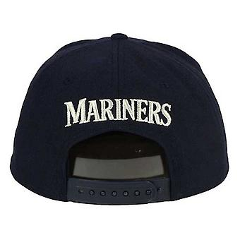 Seattle Mariners MLB Nike True områdenummer Flat Bill Snapback Hat