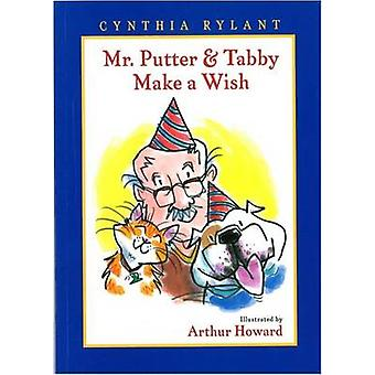 Mr Putter and Tabby Make a Wish by Cynthia Rylant - Arthur Howard - 9