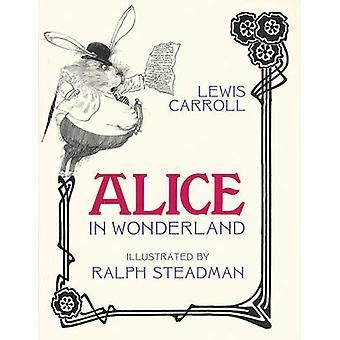 Alice i Underlandet (ny upplaga) av Lewis Carroll - Ralph Steadman-