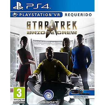 Star Trek Bridge Crew for PSVR PS4
