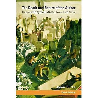 Kuolema ja paluu tekijä: kritiikkiä ja subjektiivisuus Barthes, Foucault ja Derrida