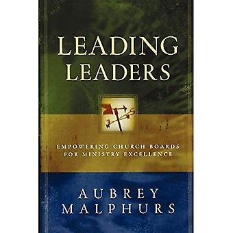 Principaux dirigeants: Empowering église conseils d'Excellence du ministère