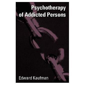 Psychotherapie verslaafd vanpersonen