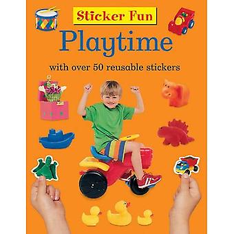 Sticker Fun: Playtime