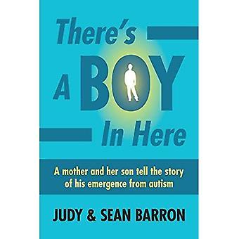 Det finns en pojke här