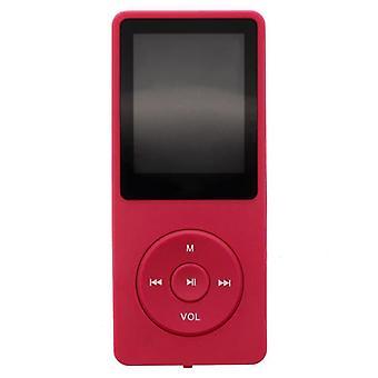 Trendy MP3-spiller med LCD-skjerm