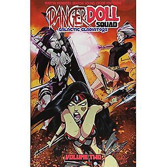 Danger Doll Squad Volume 2: Galactic Gladiators