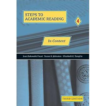 Steps to Academic Reading 4 by Jean ZukowskiFaust