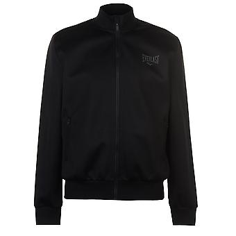 Everlast Mens Tex Tracksuit Jacket Full Zip Long Sleeve Lightweight Tops