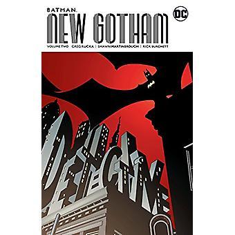Batman New Gotham Vol. 2 by Greg Rucka - 9781401277949 Book