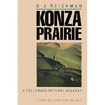 Konza Prairie PB by Reichman & O. J.