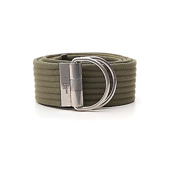 Givenchy Green Polyester Belt