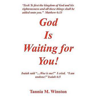 Jumala odottaa sinua Winston & tannia M.