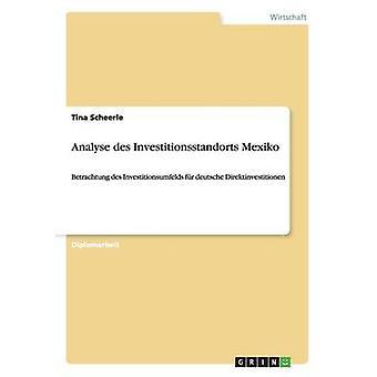 Analyse des Investitionsstandorts Mexiko by Scheerle & Tina