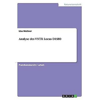 Analyse des VNTR Locus D1S80 by Anonym