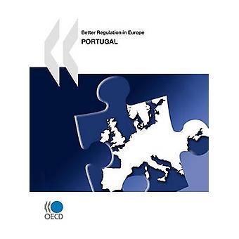 Bessere Rechtsetzung in Europa bessere Rechtsetzung in Europa Portugal 2010 von OECD Publishing