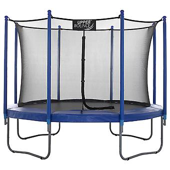 Upper Bounce® 10 FT. Trampoline & Enclosure Set equipped with the New