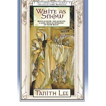 White as Snow (Fairy Tale) Book
