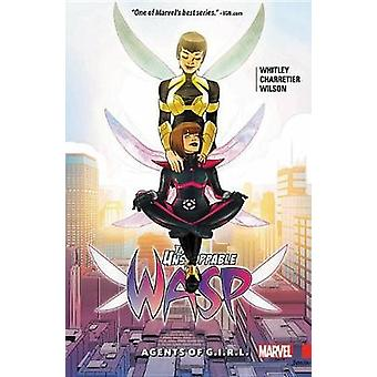 The Unstoppable Wasp Vol. 2 - Agents Of G.i.r.l. by Jeremy Whitley - 9