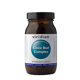 Viridian gousse Bud complexe, 90 Capsules