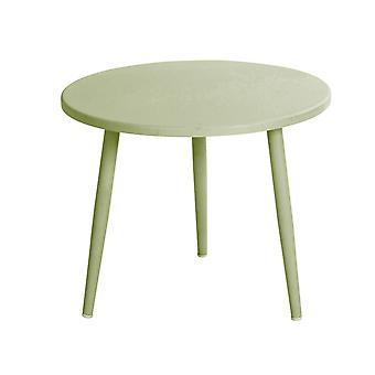 Beach7   Coppa Table 55x45    Olive   tuintafels