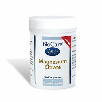 Biocare Magnesium Citrate Vegicaps 90 (19690)