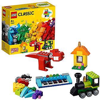 LEGO klassiske 11001 mursten og ideer