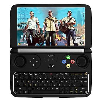 Gpd win 2 gamepad tablet pc intel core m3-7y30 quad core 6.0 inch 1280*720 windows 10 8gb ram 128gb/256gb rom ssd - black