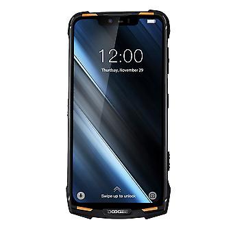 Doogee S90 smartphone-6,18 inch display, 6gb RAM, 128gb rom, waterdicht, schokbestendig 5050mah-oranje, EU plug (Basic Edition)