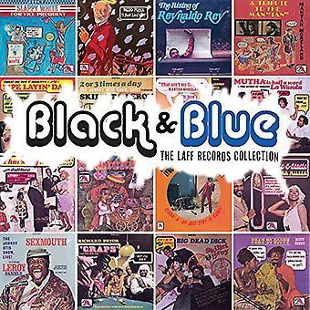 Laff Records - Black & Blue Laff Comedy Box [CD] USA import