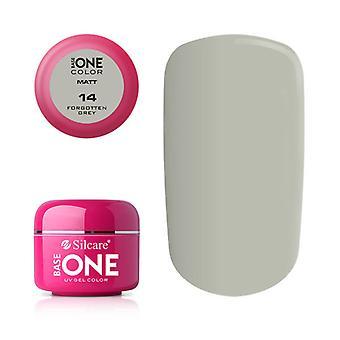 Base one-Matt-Forgotten grey 5 g UV-gel