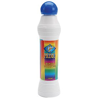 Primo Bingo Markers 4 Ounces Blue 00 007B