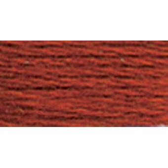 Dmc Pearl Cotton Skeins Size 3  16.4 Yards Red Copper 115 3 919