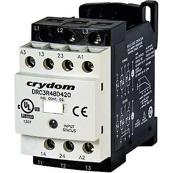 Reversing contactor 1 pc(s) DRC3R48A420 Crydom Current load: 7.6