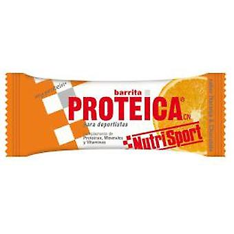 Nutrisport Orange Protein Bars (Sport , Sticks)