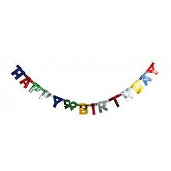 Legler Garland  Happy Birthday  (Costumes)
