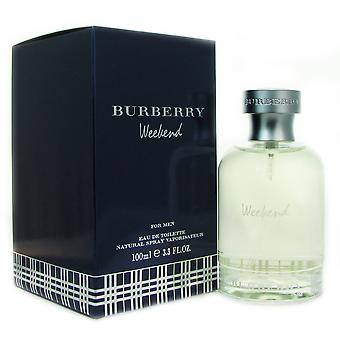 Burberry Weekend voor mannen 3.3 oz EDT Spray