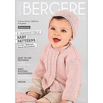 Bergere De France explications 182-bébé 0-2 ans BF67468