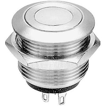 Tamper-proof pushbutton 24 Vac 0.05 A 1 x On/(On) APEM