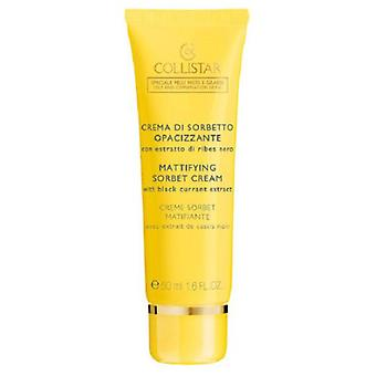 Collistar Mattifying Sorbet Cream With Black Currant Extract