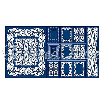 Tattered Lace Double Shutter Card Die