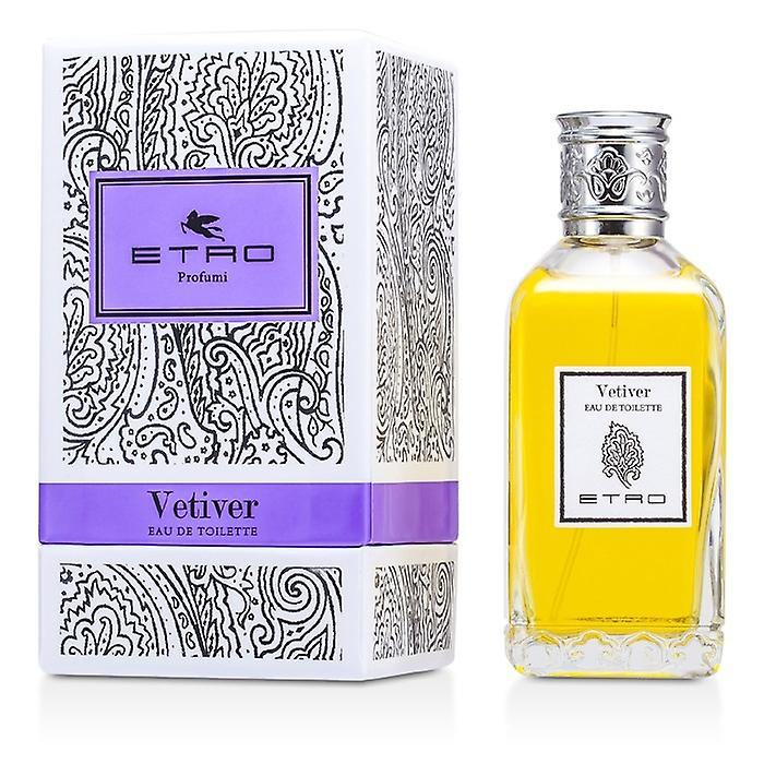 Etro Vetiver Eau De Toilette Spray 100ml / 3.3 oz